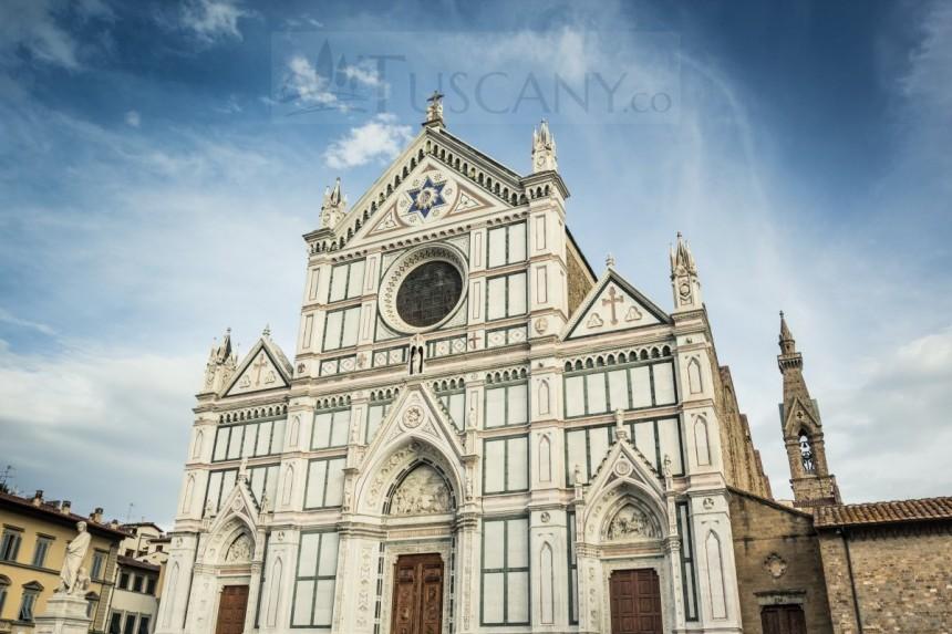 Basilica di Santa Croce Florence - Holy Cross Church ...