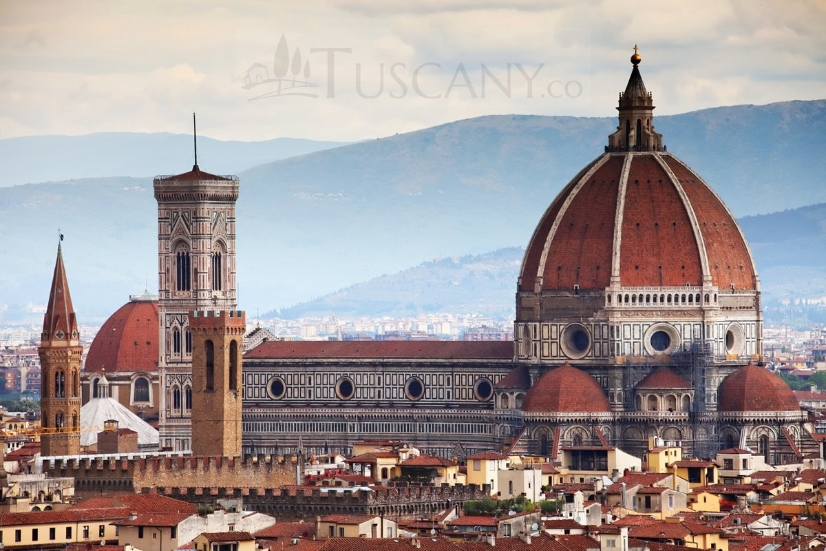 Italian Florence: Cattedrale Di Santa Maria Del Fiore Florence