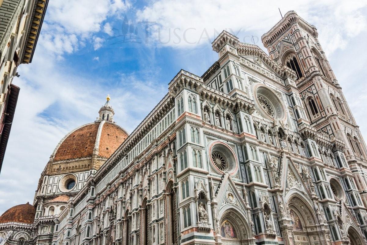 Florence Dome: Cattedrale Di Santa Maria Del Fiore Florence