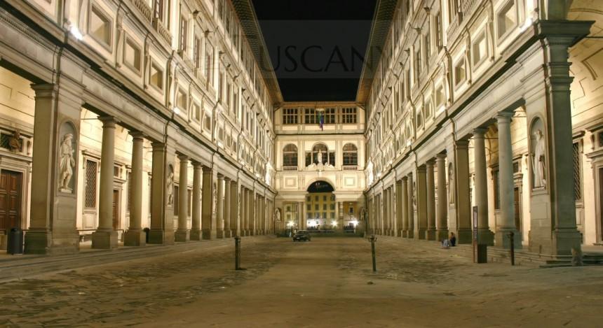 Galleria degli Uffizi Florence