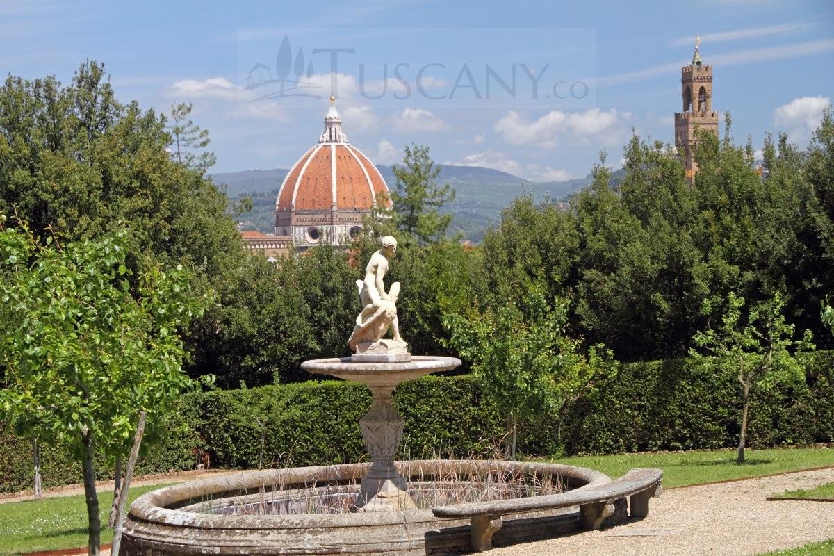 Florence Gardens Boboli Gardens Florence Historical Facts