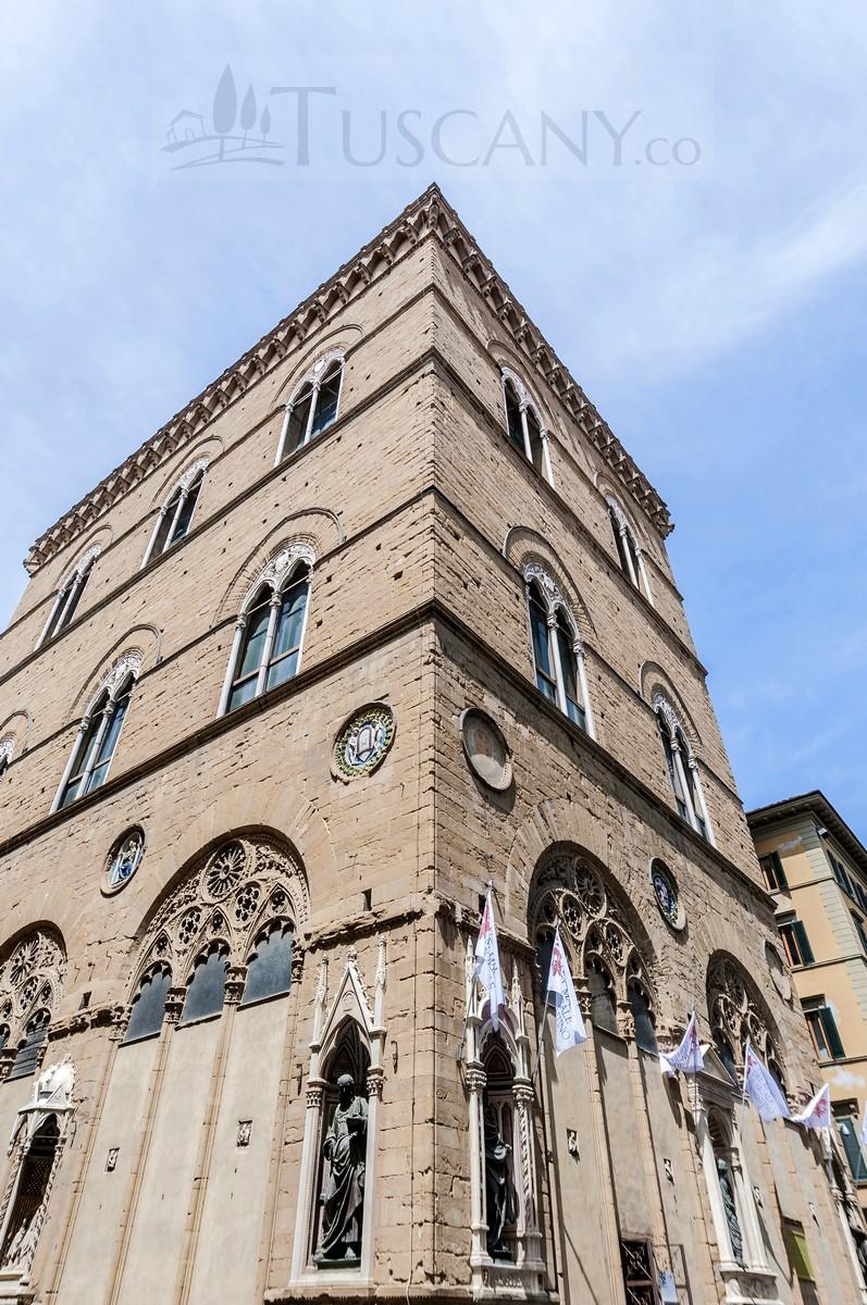 Orsanmichele church Florence