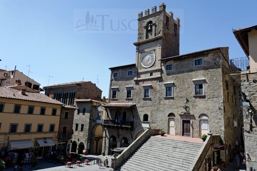 Palazzo Comunale Cortona