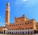 Torre del Mangia e Palazzo Pubblico Siena