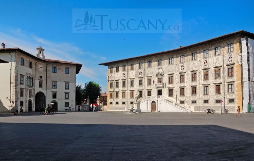 Piazza dei Cavalieri Pisa