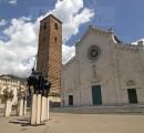 Piazza Duomo Pietrasanta Versilia