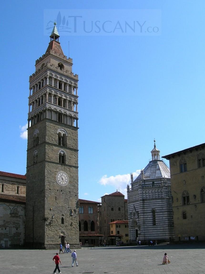 Pistoia Tuscany - Town of Pistoia - Tuscany, Italy