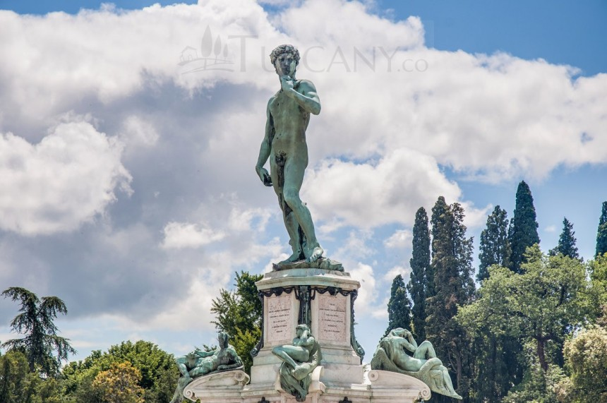 Piazzale Michelangelo Florence