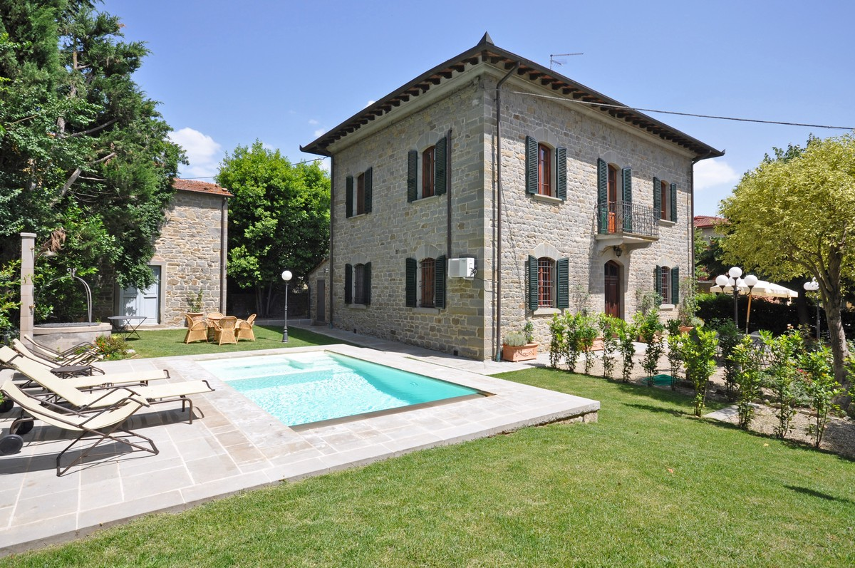 Large Villas For Rent In Tuscany