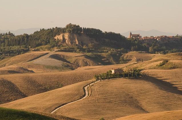 Terricciola Tuscany