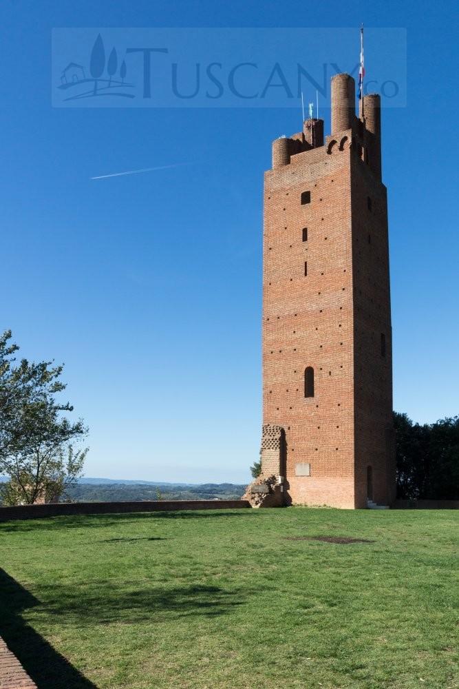 Torre di Federico II San Miniato