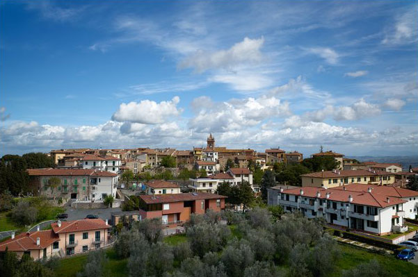 Italian Florence: Travel Guide To Montaione Village Near